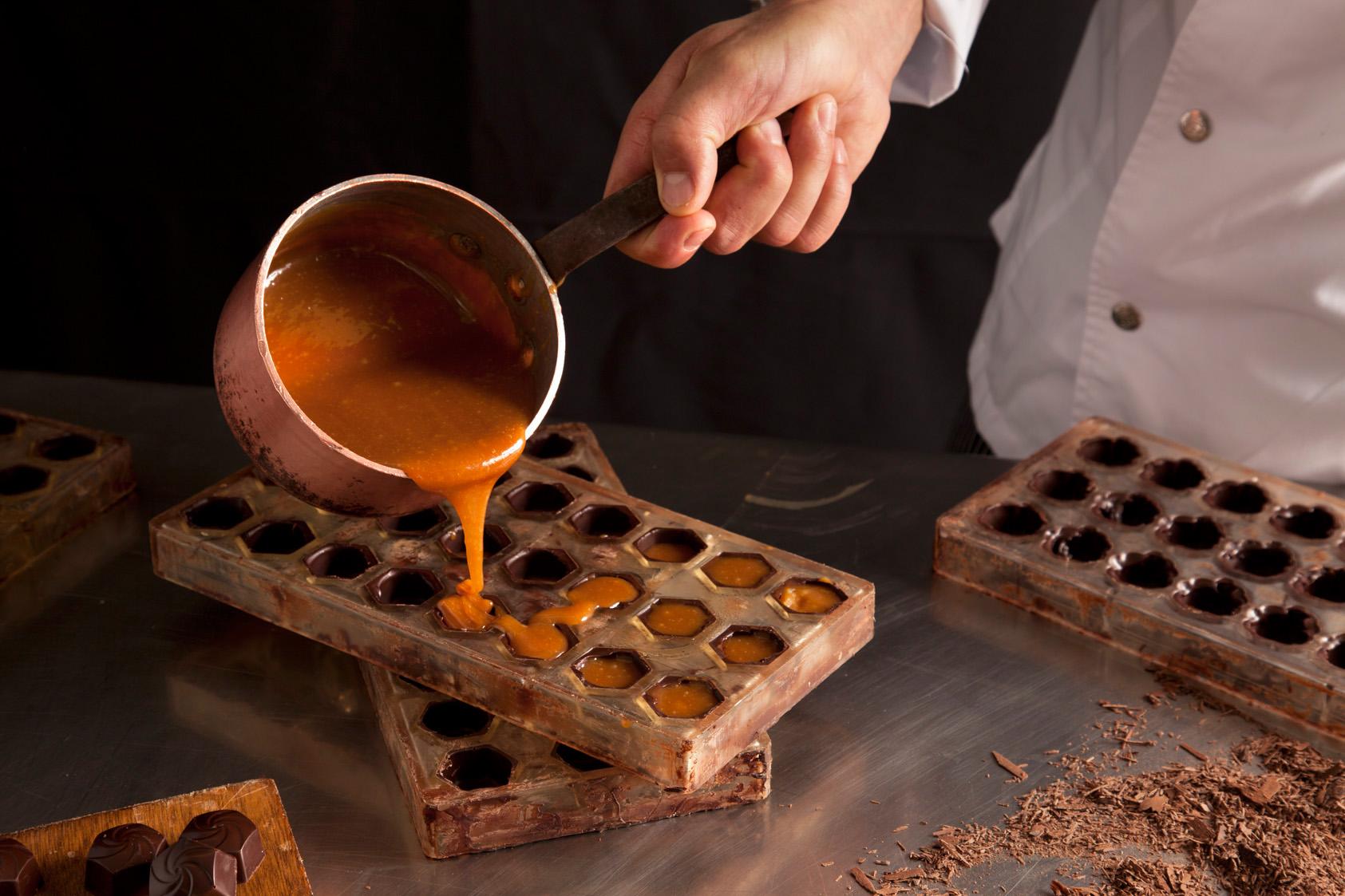 photographie culinaires des chocolats puyricard. Black Bedroom Furniture Sets. Home Design Ideas