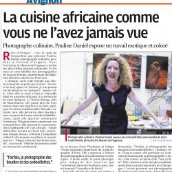 La Provence - Photographie cuisine africaine