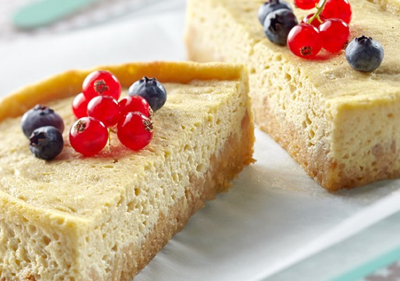 Cheese cake fromage ENTREMONT