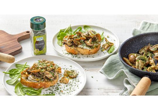Photographie culinaire Pauline Daniel pour les épices Fuchs, stylisme culinaire Annelyse Chardon