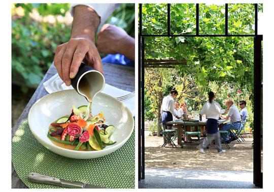 Restaurant La Chassagnette / Chef Armand Arnal / Photographie Pauline Daniel