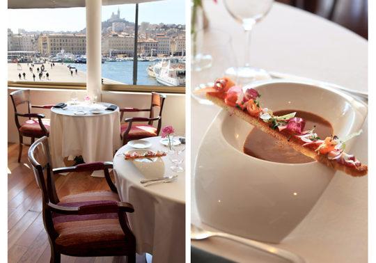 Chef Ludovic Turac, Restaurant Une table au Sud, Marseille, photographie Pauline Daniel