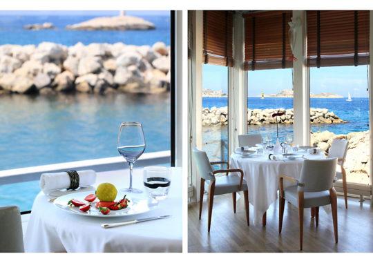 Chef Guillaume Sourrieu, Restaurant L'épuisette, Marseille, photographie Pauline Daniel