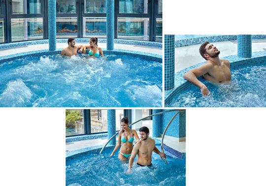 Aquabella, Hôtel & spa, Aix en Provence, massage, spa, piscine, Photographie Pauline Daniel