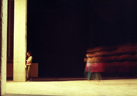 Marseille, Quartier de la Belle de Mai, Photographie Pauline Daniel, Friche de la Belle de Mai, répétition de spectacle